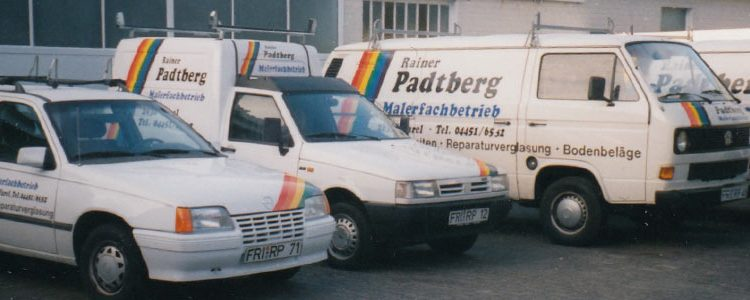 Neuer Firmensitz seit 1993